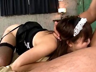 Momoka Rin makes magic with her nice pussy