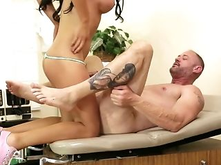 Ass, Fucking, Hairy, HD, Ladyboy, Nurse, Sexy, Shemale,