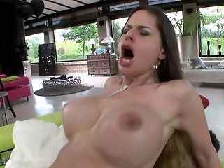 Anal Sex, Ass To Mouth, Big Tits, Blowjob, Cathy Heaven, Cum Swapping, Deepthroat, Hardcore, Natural Tits, Teen,