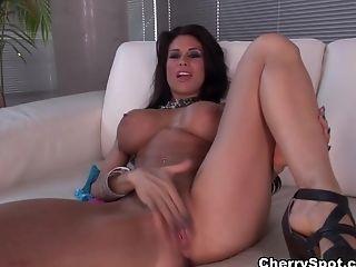 Horny pornstar Sheila Marie in Exotic Big Tits, MILF porn video