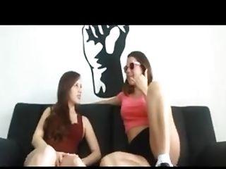teasing their fag
