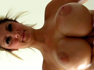 Nikki knows that her tits and pussy make many guys have an erection