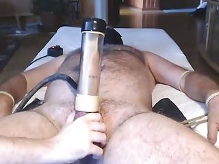 VENUS 2000 MILKER me tease milk hung Alpha bear
