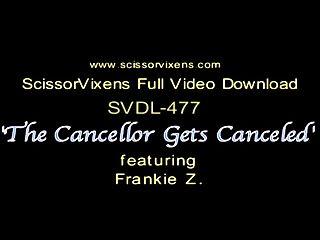 Frankie Z scissors