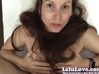 Lelu Love-POV Hairjob Blowjob Titjob With Hair