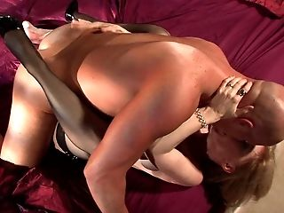 Milf and her man fuck each other anally in a wild video