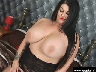 Sindy Strutt Boobs And Toy Fun