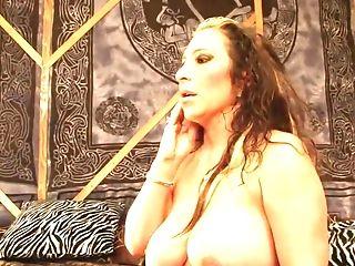 Horny pornstar Savanna Jane in exotic facial, tattoos sex movie