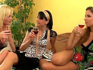 Exotic pornstar Gina B in hottest threesome, brazilian xxx scene