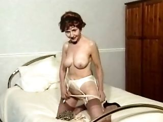 Incredible Amateur video with Grannies, Masturbation scenes