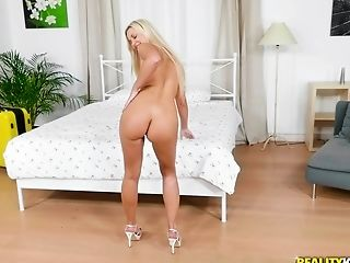 Amazing, Ass, Bedroom, Big Natural Tits, Blonde, Blowjob, Bold, Couple, Cowgirl, Doggystyle,