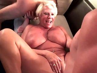 Amateur, Granny, Group Sex, Mature,