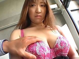 Horny Japanese girl Mayumi in Best JAV uncensored Cumshots scene