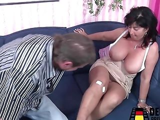 Amateur, Big Tits, Blowjob, German, HD, Old,