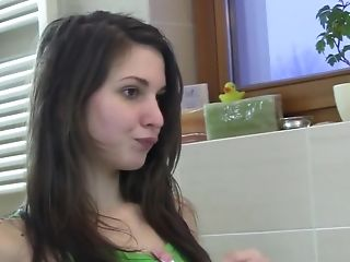 Amazing pornstar Candy Sweet in exotic masturbation, college adult clip