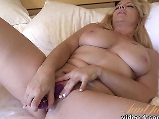Horny pornstar in Hottest Masturbation, Big Tits adult movie