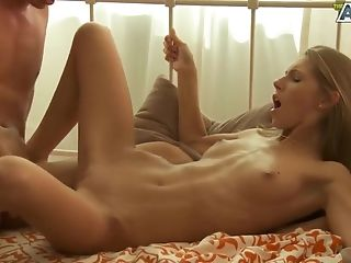 Fantastic sex with Megan and her passionate lover